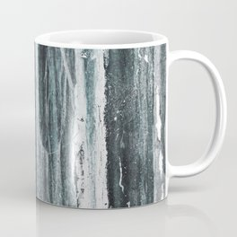 Abstract Brush Strokes Coffee Mug