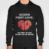 First Love [WHITE] Hoody