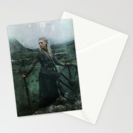 Shieldmaiden Stationery Cards