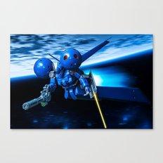 MS-21C DRA-C Canvas Print