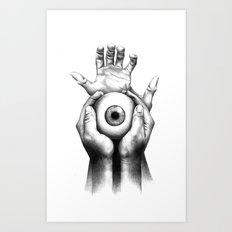 primera vista Art Print