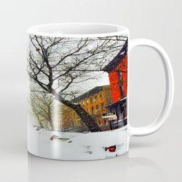 NYC @ Snow Time Coffee Mug