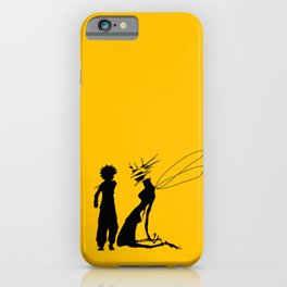 Killua Kills iPhone Case