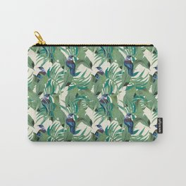 Tuis and Palms Carry-All Pouch