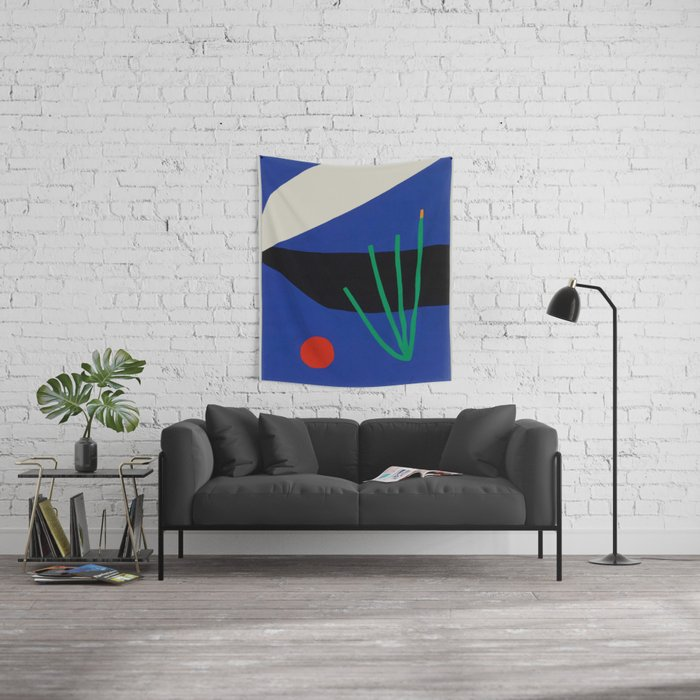 'High Tide' Wall Tapestry