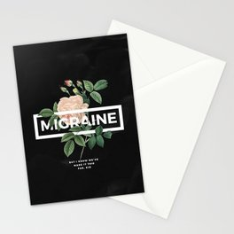 TOP Migraine Stationery Cards