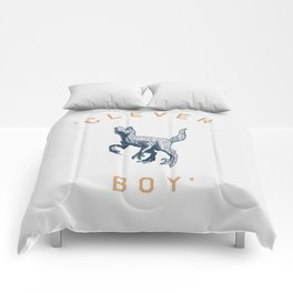 Clever Boy Comforters
