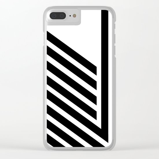 Hello II Clear iPhone Case