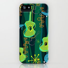 Music Was In The Air iPhone Case