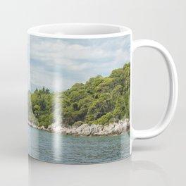 Lokrum Croatia Coffee Mug