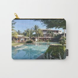 swimming pool in resort Carry-All Pouch