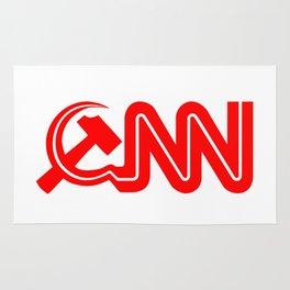Communist News Network Rug