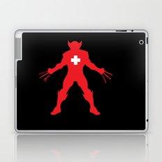 Weapon-Swiss Laptop & iPad Skin