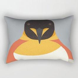 Emperor Penguin Rectangular Pillow