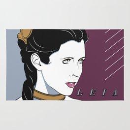 80s Princess Leia Slave Girl Rug