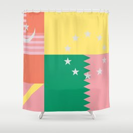 Dignity Shower Curtain