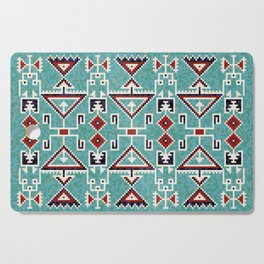 Native American Navajo pattern Cutting Board