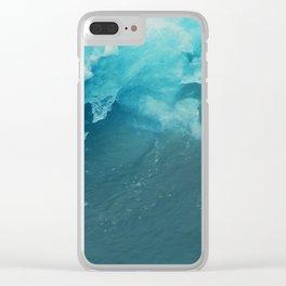 Iceburg 2 Clear iPhone Case
