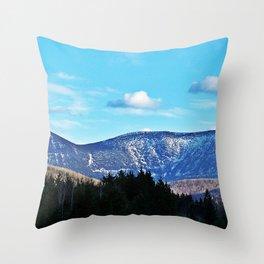 North Face Mont Albert Throw Pillow