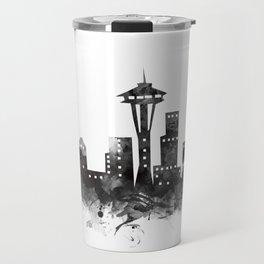 Seattle Skyline Travel Mug