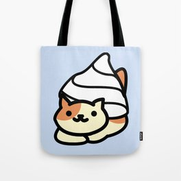 Peaches In Cream Tote Bag