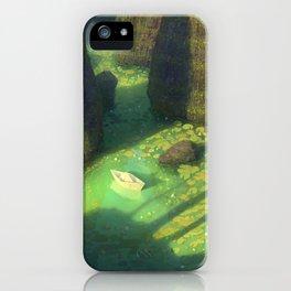Secret place iPhone Case