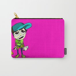 Graffiti Boy Carry-All Pouch