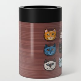 I love cats Can Cooler