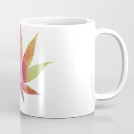 Cannabis leaf Coffee Mug
