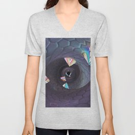 Fantasy Tunnel Unisex V-Neck