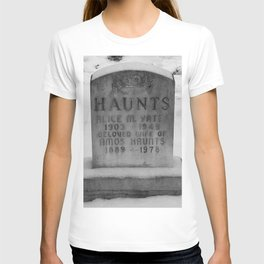 Resting Haunts T-shirt