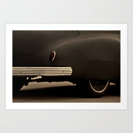 What Would Johnny Cash Do? Art Print
