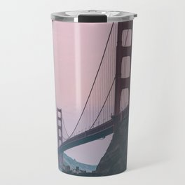 Golden Gate Bridge Travel Mug