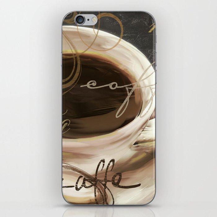 Le Cafe II iPhone Skin