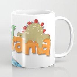 Dinorama (Full) Coffee Mug