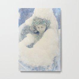 Icy Daydreams Metal Print