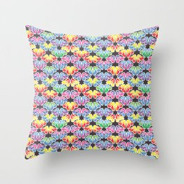Winged Charm Throw Pillow