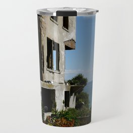 Alcatraz Ruins Travel Mug
