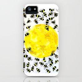 Honey Moon iPhone Case