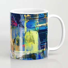 CITY DWELLERS STREET ART Coffee Mug
