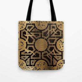 Lament Configuration Side D Tote Bag