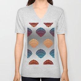 Seashells Unisex V-Neck