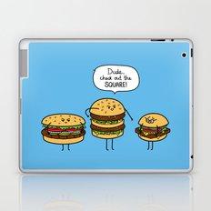 Burger Bullies Laptop & iPad Skin