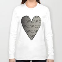 xoxo Long Sleeve T-shirts featuring XOXO  by GoAti