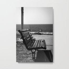 Missing Metal Print