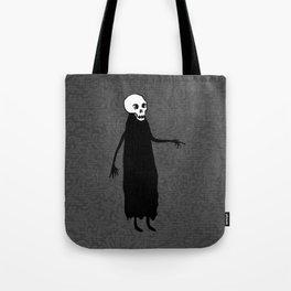 Skeleton Spirit Tote Bag