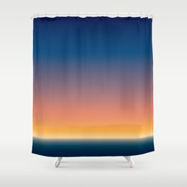 SNST—Ixtapa (horizontal) Shower Curtain