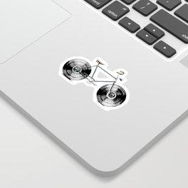 Velophone Sticker