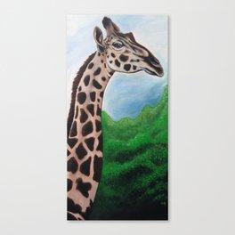 High Tower Canvas Print