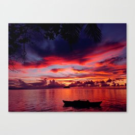 Beautifully Suffered Canvas Print